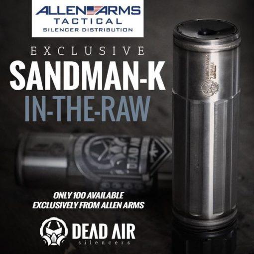 Sandman-K Raw