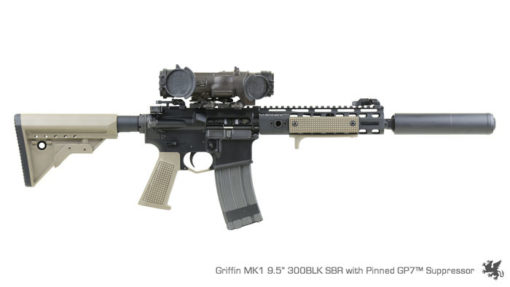 GP7™ 7.62mm Direct Thread