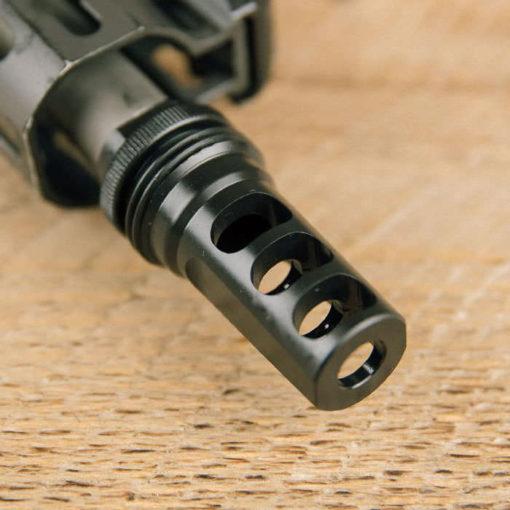Hybrid ASR Muzzle Device
